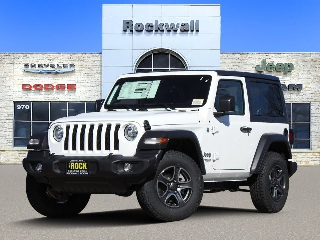 New 2019 Jeep Wrangler Sport S Sport Utility In Rockwall