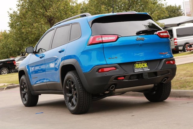 2018 jeep cherokee. exellent cherokee new 2018 jeep cherokee trailhawk throughout jeep cherokee a