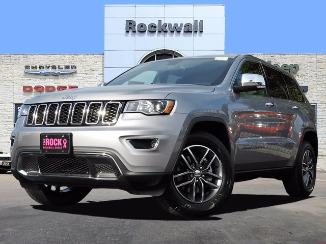 new 2018 jeep grand cherokee limited sport utility in rockwall jc183687 rockwall chrysler. Black Bedroom Furniture Sets. Home Design Ideas