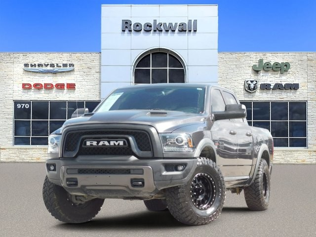 Certified Pre-Owned 2016 Ram 1500 Rebel