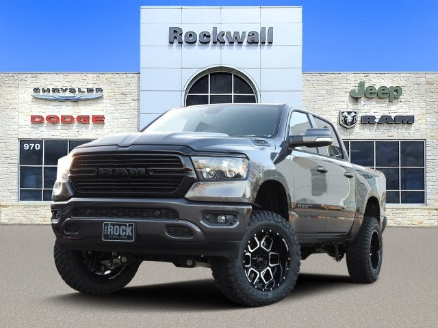New 2020 RAM 1500 Lone Star Lifted Unit