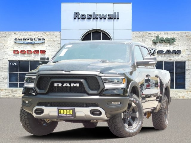New 2019 RAM All-New 1500 Rebel LIfted!!