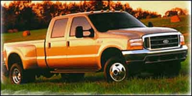 Pre-Owned 2003 Ford Super Duty F-350 DRW XLT