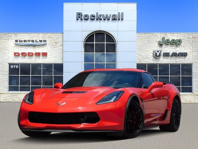 Pre-Owned 2017 Chevrolet Corvette Grand Sport 1LT