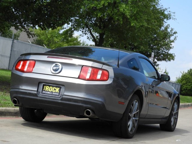 Pre Owned 2010 Ford Mustang Gt Premium Coupe In Rockwall A5154236