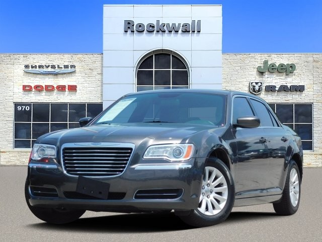 Certified Pre-Owned 2014 Chrysler 300