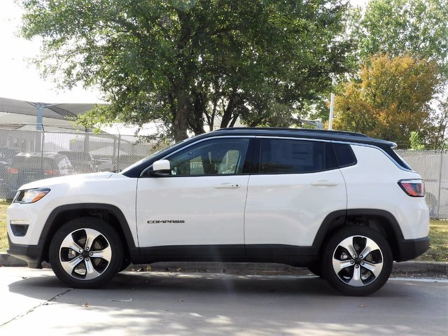 new 2018 jeep compass latitude sport utility in rockwall jt165507 rockwall chrysler dodge. Black Bedroom Furniture Sets. Home Design Ideas