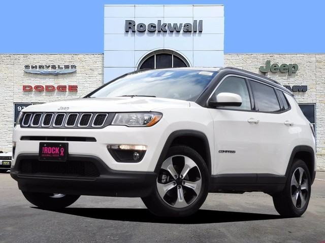 new 2018 jeep compass latitude sport utility in rockwall. Black Bedroom Furniture Sets. Home Design Ideas