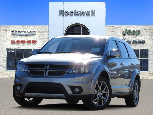 Pre Owned 2017 Dodge Journey Gt