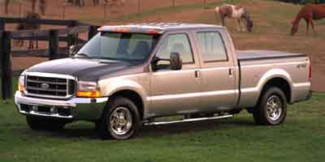 Pre-Owned 2001 Ford Super Duty F-250 Lariat