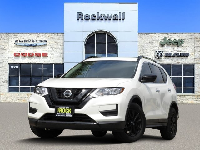 Pre owned 2018 nissan rogue sv suv in rockwall jc796169 rockwall pre owned 2018 nissan rogue sv fandeluxe Gallery