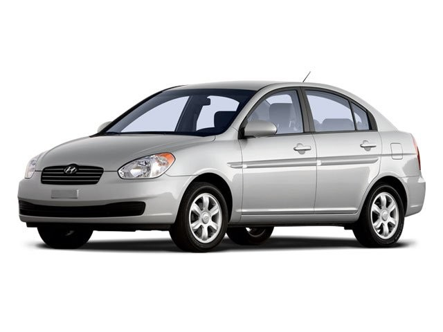 Pre-Owned 2008 Hyundai Accent GLS