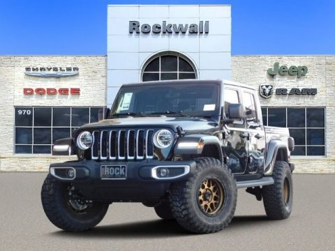 New 2020 JEEP Gladiator Overland LIFTED UNIT!!!!!