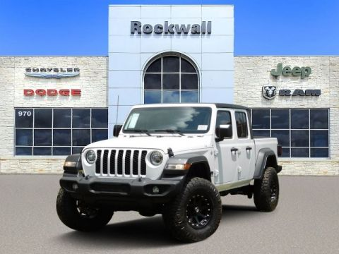 New 2020 JEEP Gladiator Sport S - Lifted!